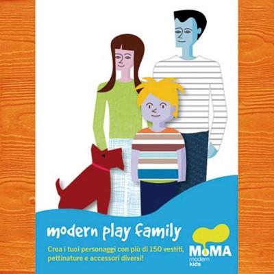 Modern Play Family