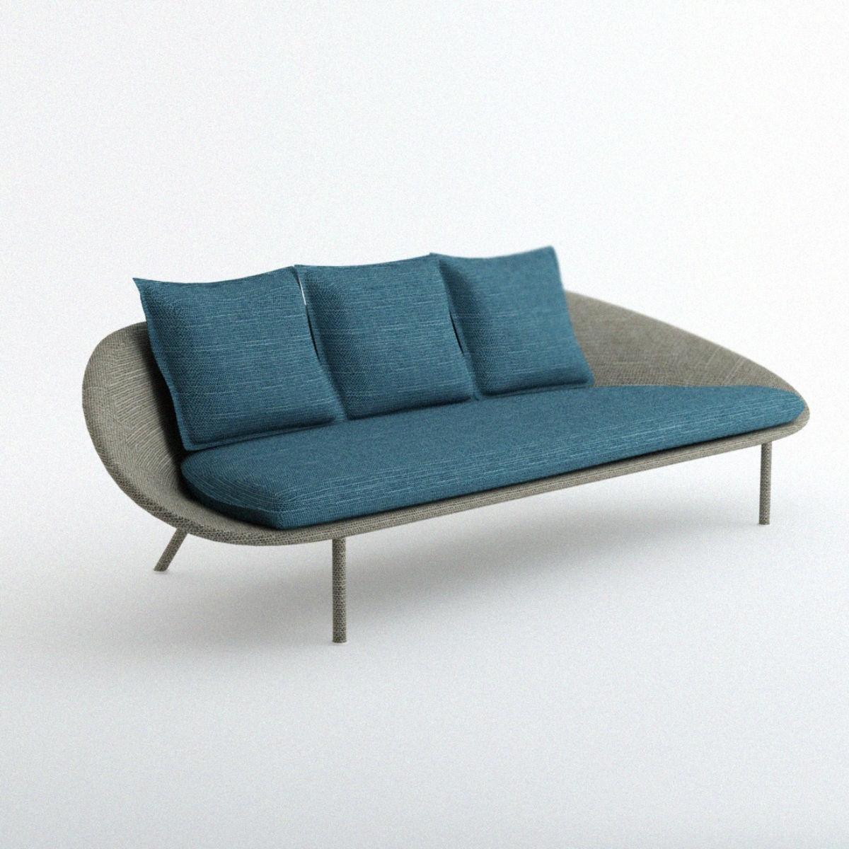 Divano lem 3 posti - Lunghezza divano 3 posti ...