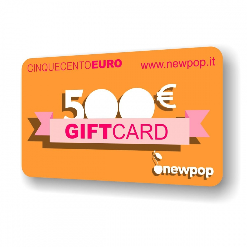 Gift Card 500?