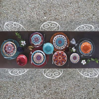 Servizio 18 Piatti Shiraz