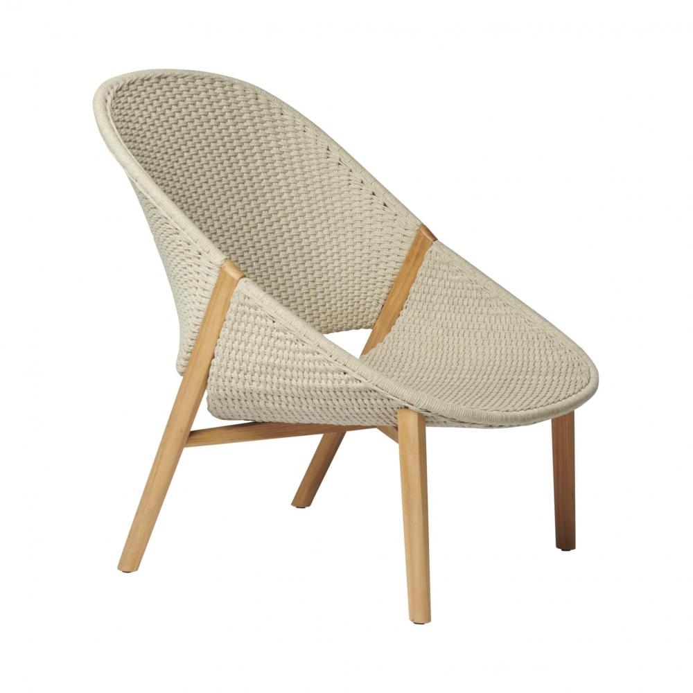 Tribù Elio armchair with high back