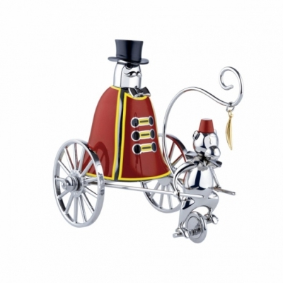 Alessi Ringleader table bell