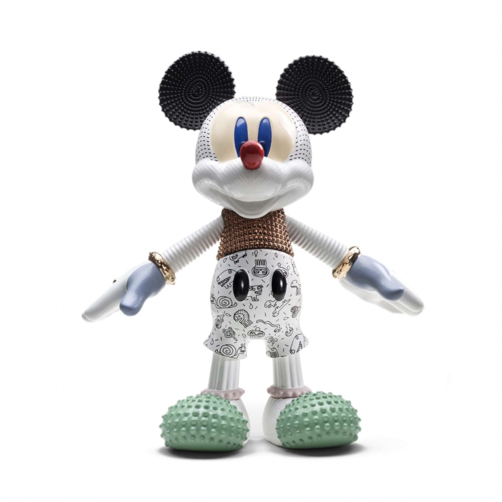 Bosa Mickey Mouse sculpture - Limited...