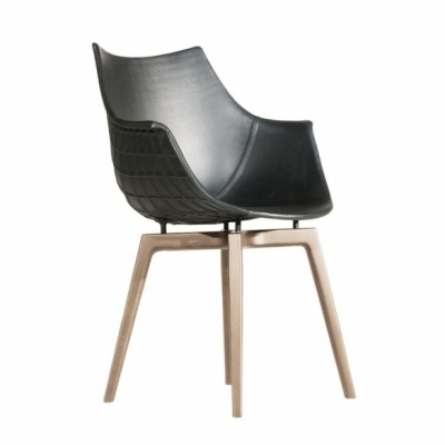 Driade Meridiana chair with...