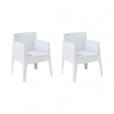 Driade 2 Toy armchairs
