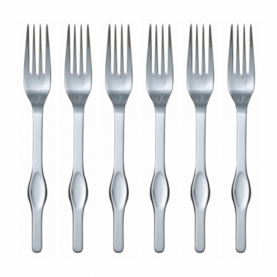 Driade 6 Solo table forks