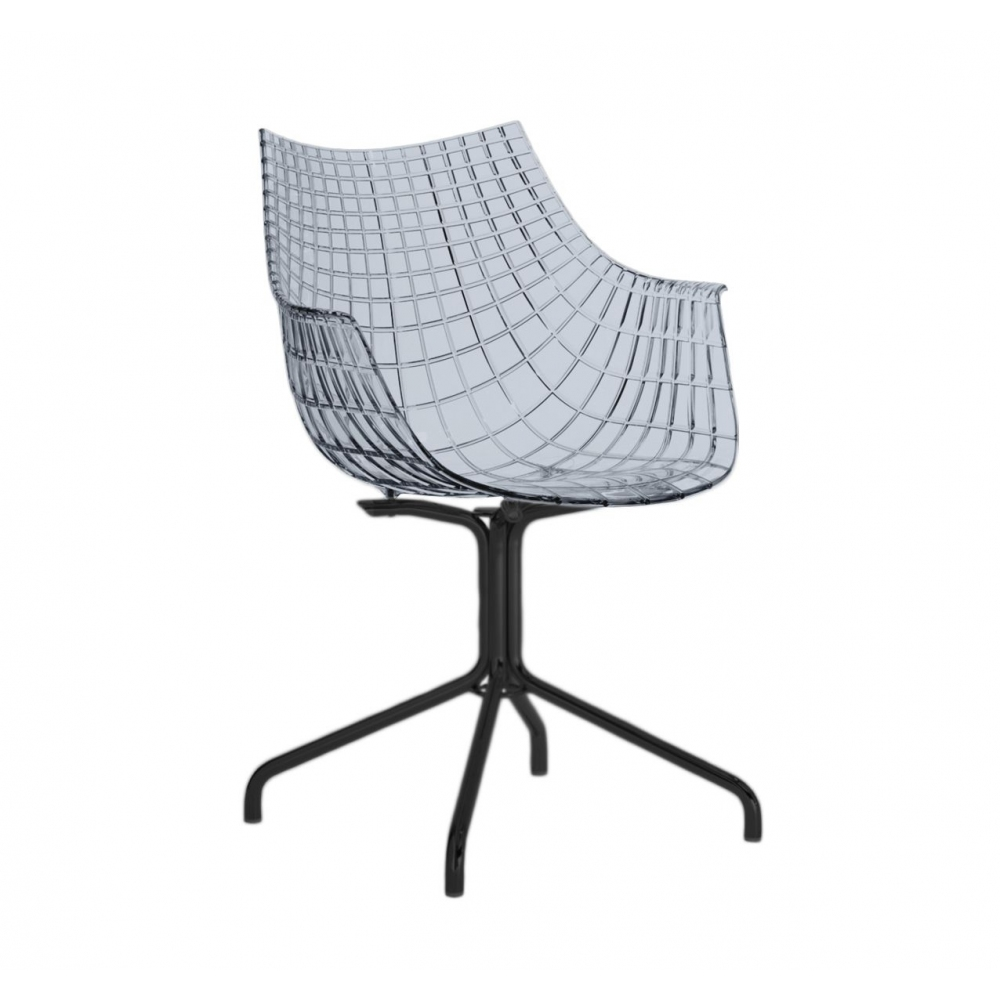 Driade Meridiana armchair with...