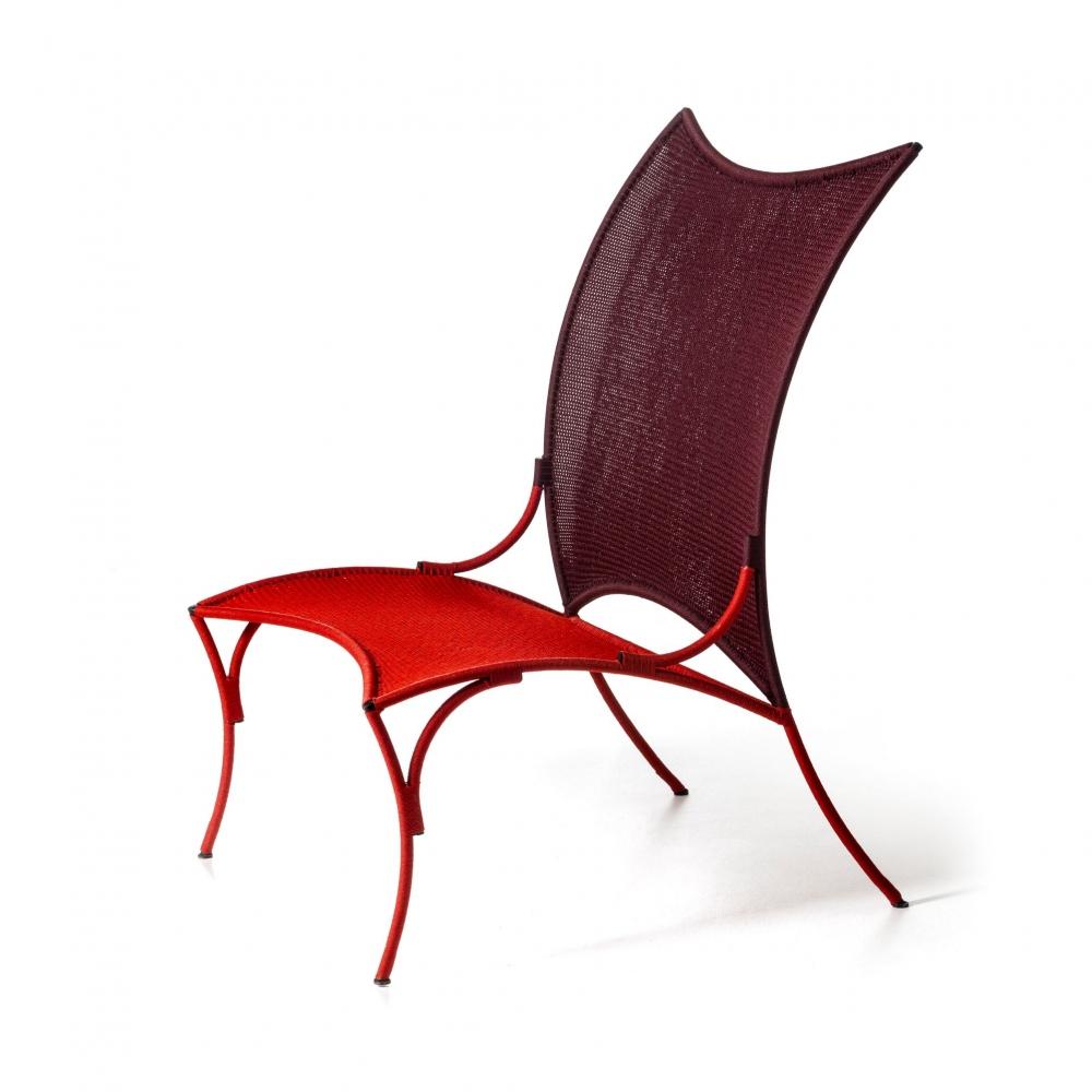 Moroso 'A' Arco Chair