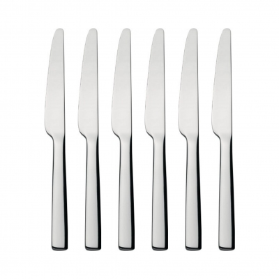 Alessi 6 Ovale table knives