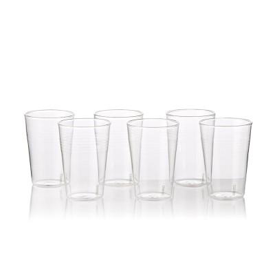 6 Bicchieri Estetico...