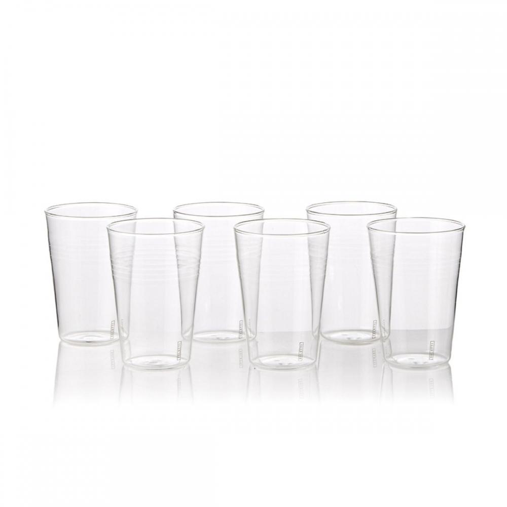 Seletti 6 Bicchieri Estetico Quotidiano